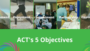 How we ACT on our 5 objectives